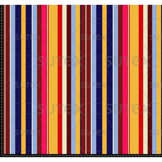 R3935 Broadway Stripes