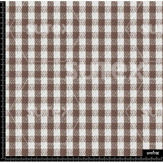 B4201_GINGHAM_SMALL_BROWN