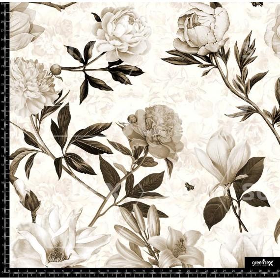 B121_SEPHIA_FLOWERS