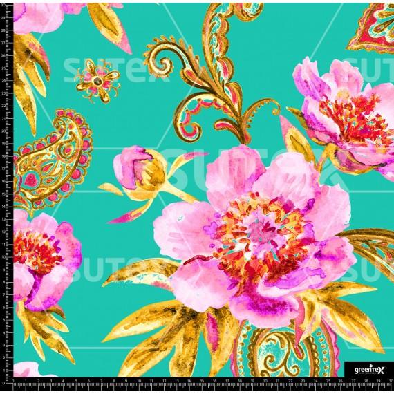 R4847 Flower Espirit