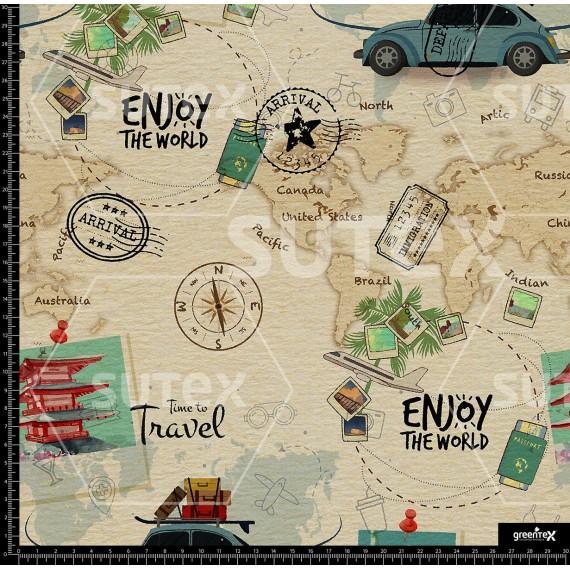 107674 Lego Travel