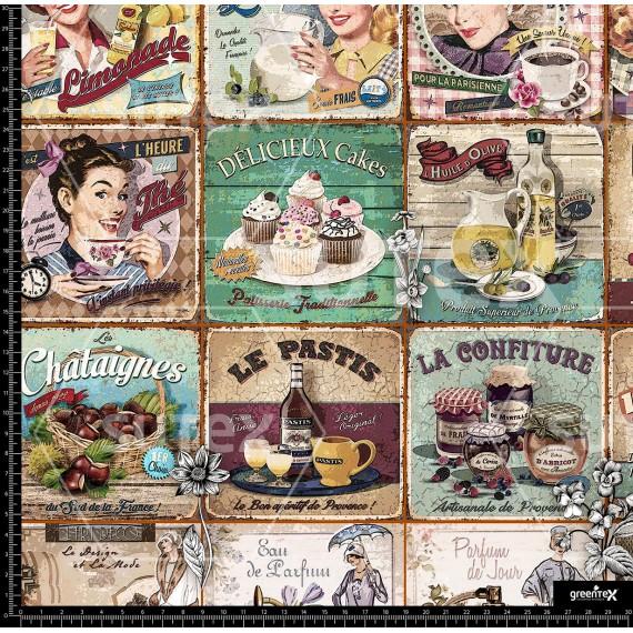110069 Postales PinUp Vintage RnUp Vintage R